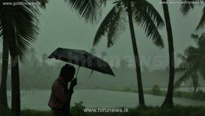 Heavy+showers+above+150mm+expected+in+three+provinces+-+Met+Dept+issues+red+warning