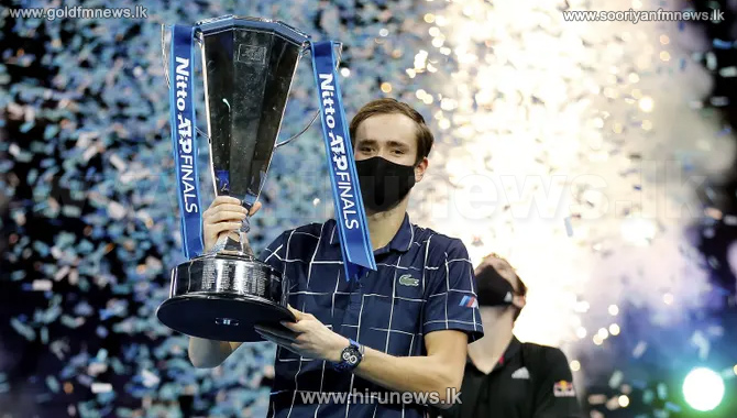 Daniil Medvedev wins ATP finals - Nadal and Djokovic knocked out in the semis