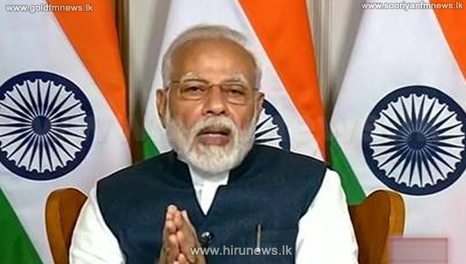 PM Modi congratulates SL President