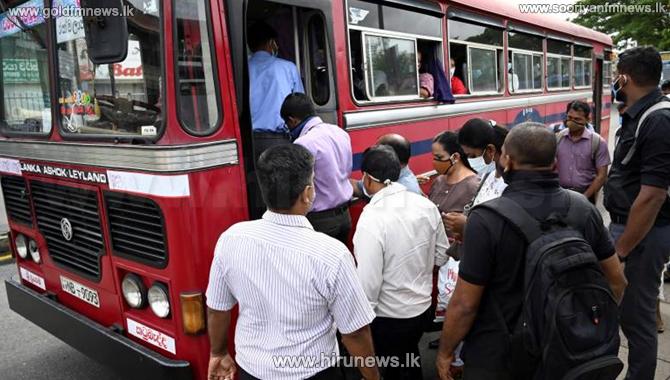 Covid insurance for SLTB passengers