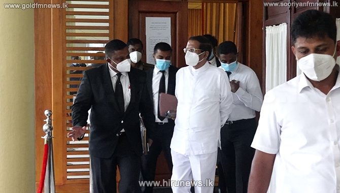 Pujith's attorney accuses former President Sirisena (Video)