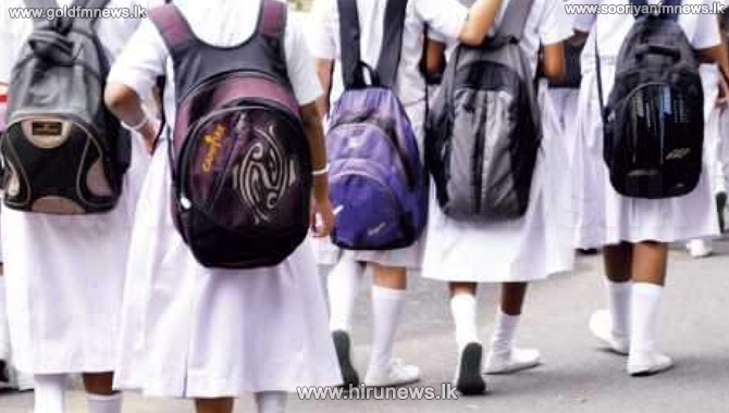 All schools in Kandy closed till 04 Dec
