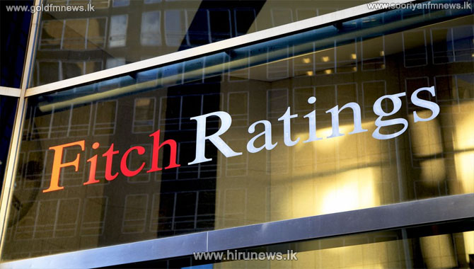 Fitch Ratings downgrade Sri Lanka to 'CCC'