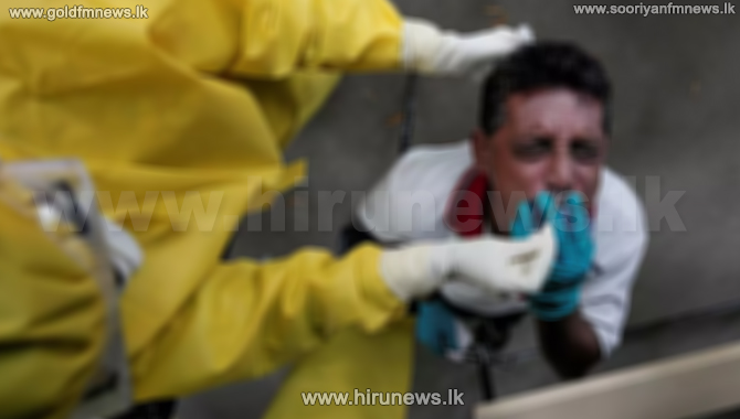 Eight people infected with coronavirus in Kalubowila