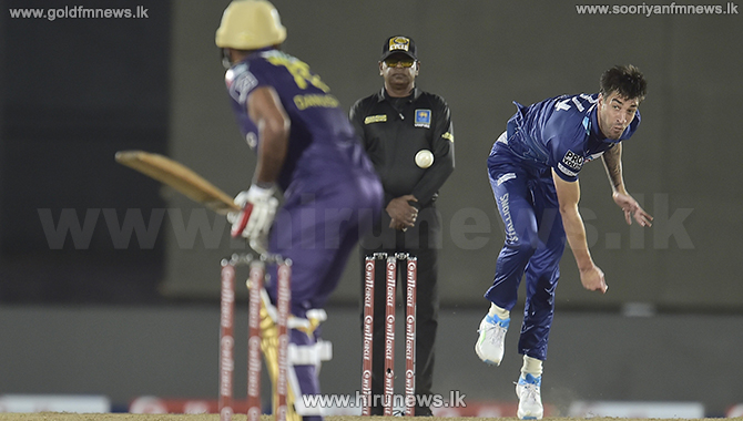 Shahi Afridi gives life to gladiators with 58 in 23 balls