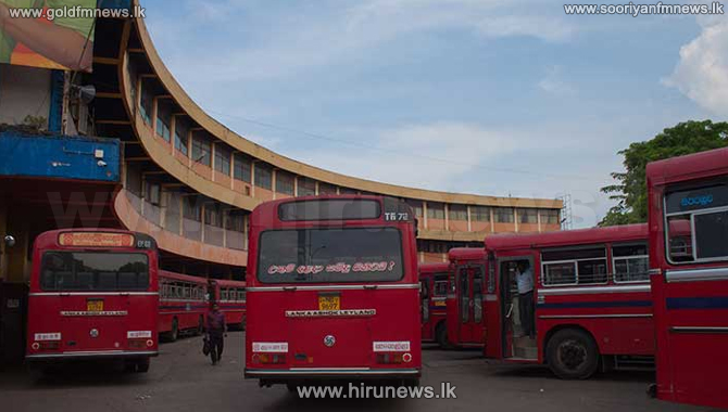 SLTB bus operations back to normal from Monday