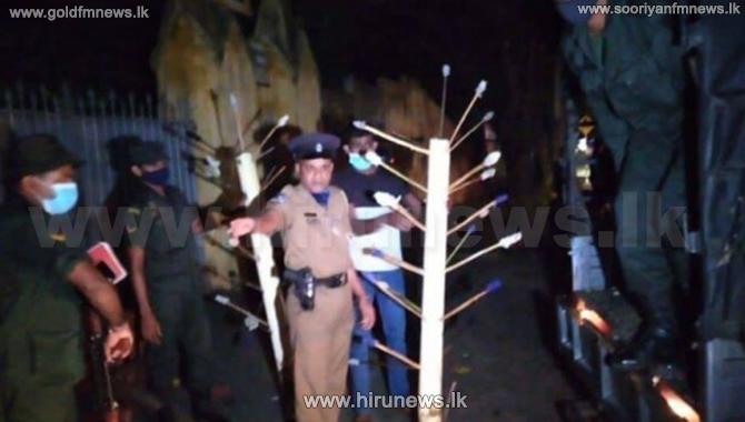 Catholic priest arrested for planning LTTE Mahaveer celebration