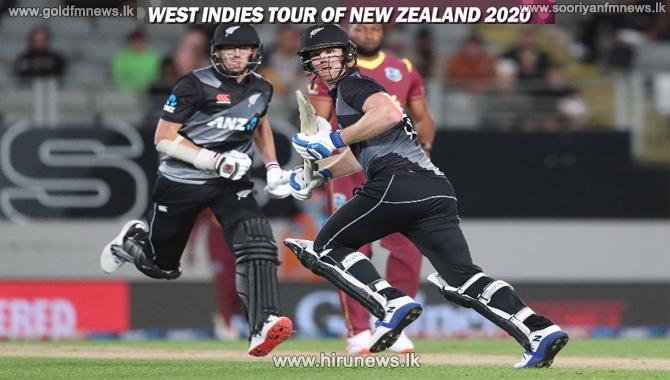 New Zealand overcome a blistering Kieron Pollard onslaught to win