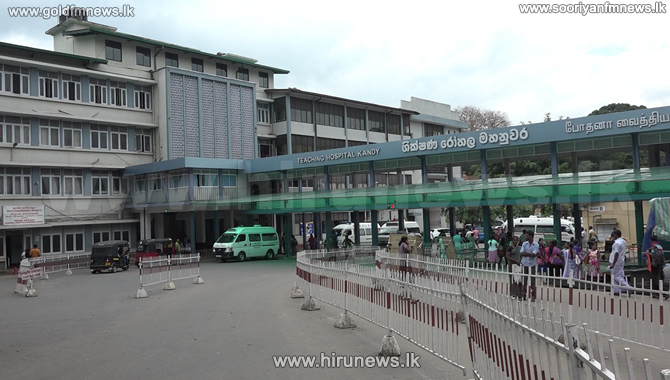 17 more infected in the Kandy hospital