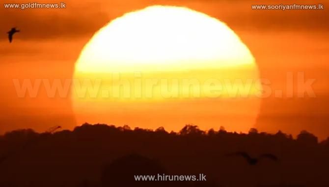அவுஸ்திரேலியாவின் சிட்னியில் அதிகூடிய வெப்பநிலை பதிவு