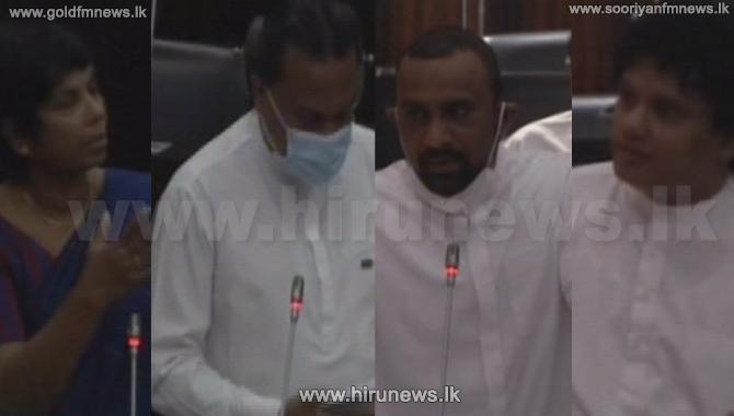 Parliament heats up on Mahara tragedy (Video)