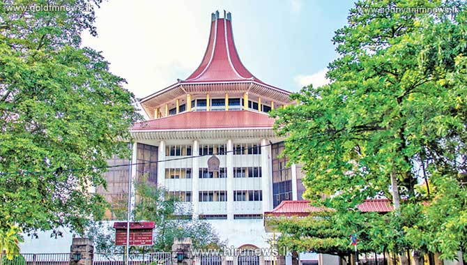 List of newly appointed Judges