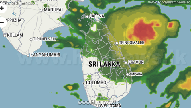 Cyclonic+storm+%27+BUREVI%27+is+expected+to+enter+Sri+Lanka%27s++East+Coast+between+7pm+-+10pm