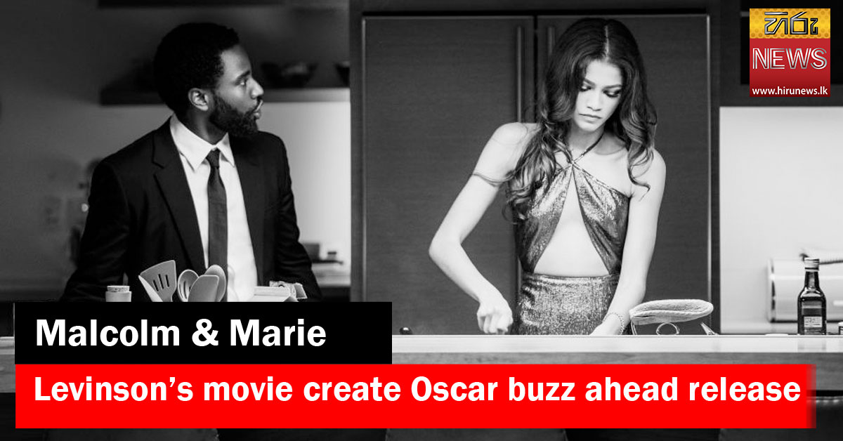 Malcolm & Marie predicted to make Oscar history