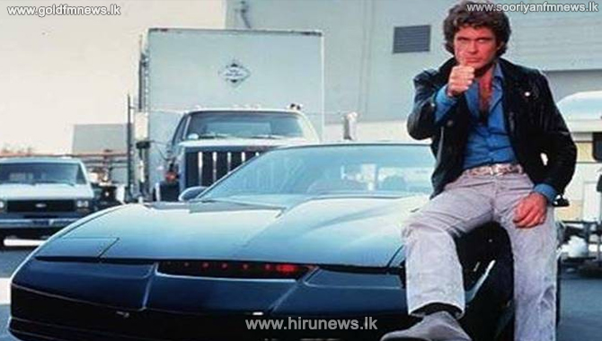 David Hasselhoff to auction his personal car from iconic 'Knight Rider' series (Photos)