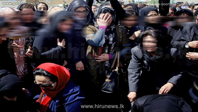 ஆப்கானிஸ்தானில் நடத்தப்பட்ட துப்பாக்கி பிரயோகத்தில் இரு பெண்கள் பலி...!