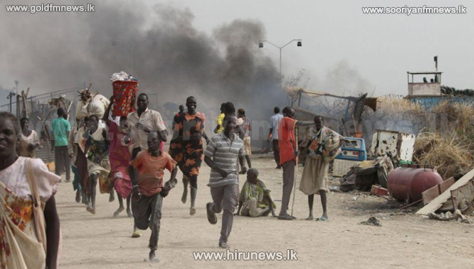 சூடானில் பழங்குடியினர்களுக்கிடையே மோதல் - 83 பேர் பலி..!