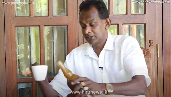 கொரோனா ஔடதத்தைத் தயாரித்த தம்மிக்க பண்டாரவுக்கெதிராக முறைப்பாடு பதிவு...!