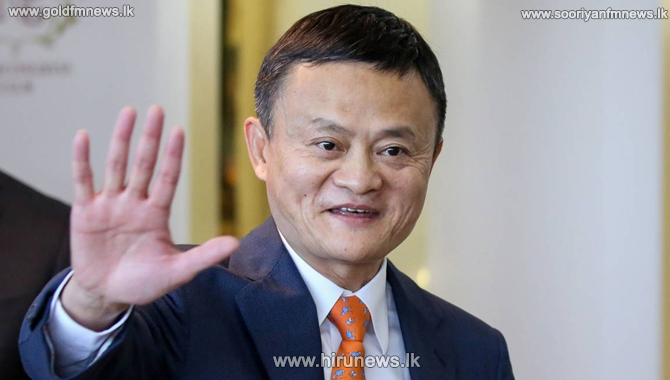 Jack Ma emerges: Alibaba on track, stock up 5% on news of his reappearance