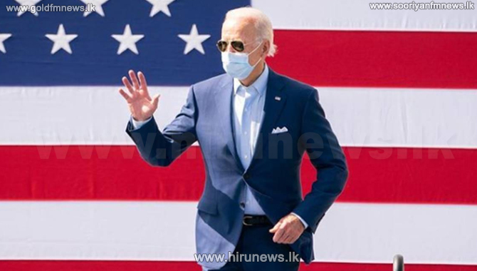 Joe Biden officially sworn in as US president