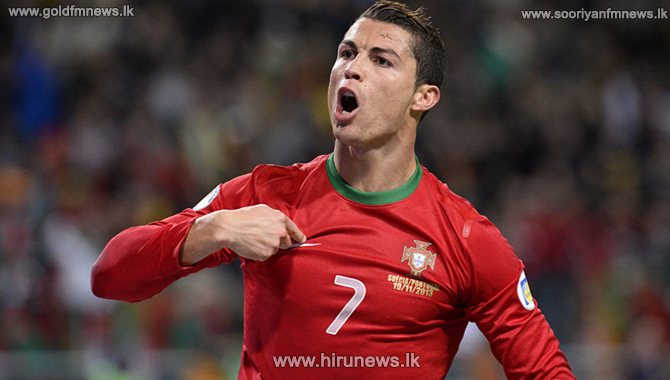 Cristiano Ronaldo becomes the top goal-scorer in the history of football