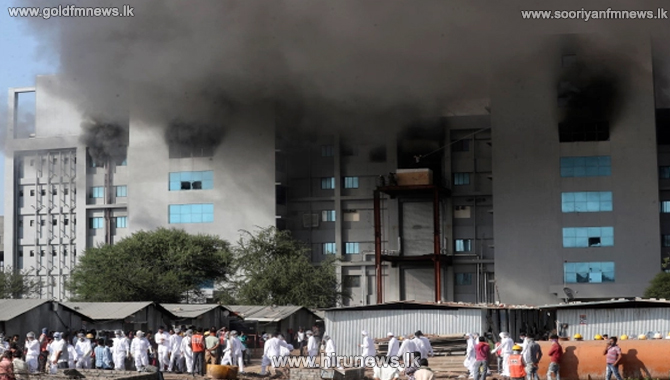 Five dead in the fire at Serum Institute
