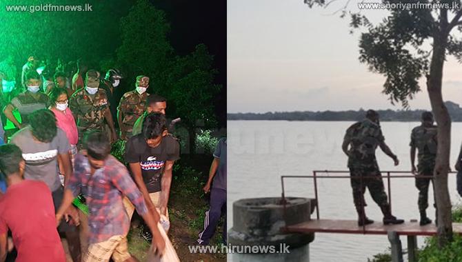 Operation to save Kilinochchi Kandankulama tank (Photos)