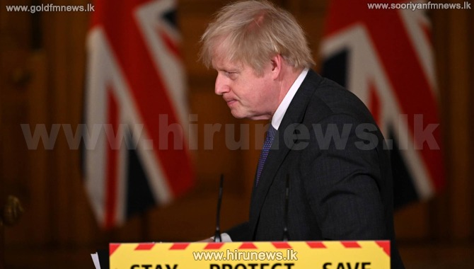 Variant of coronavirus in UK more deadly - Prime Minister Boris Johnson