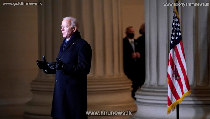 Rules for us not for thee - Joe Biden breaks his own rules on masks