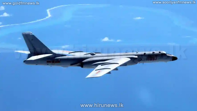 China sends warplanes to Taiwan - Biden's support for Taiwan tested?