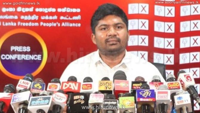 COVID @ Parliament: State Minister D.V. Chanaka test negative