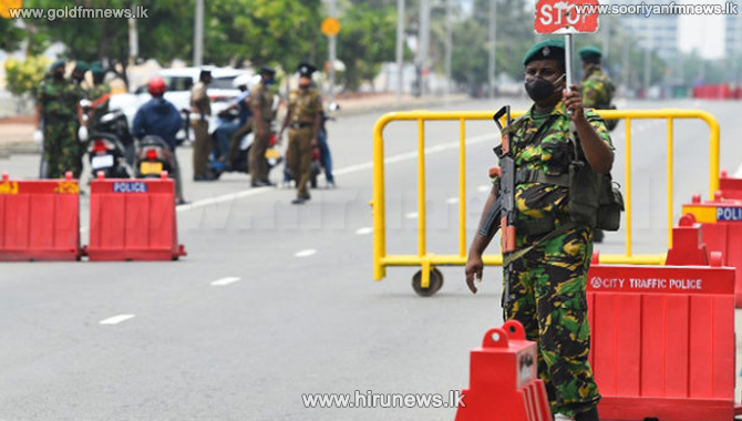 Isolation restriction imposed in several areas of Minuwangoda