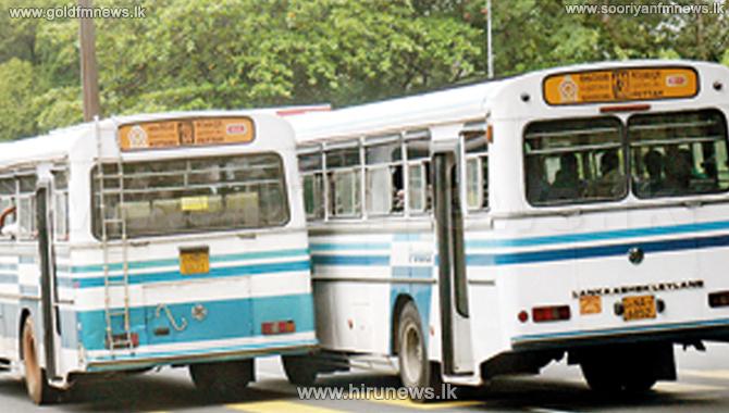 Bus unions warn of islandwide strike action