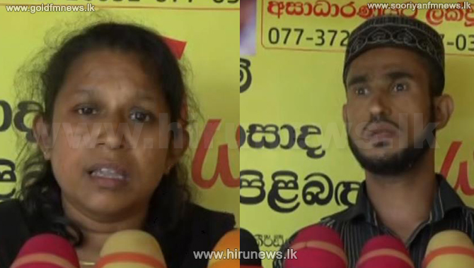 'Kathi Courts hide faults of 10% that supports them' (Video)