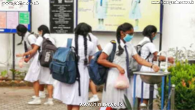 Schools open in the Western province after nearly six months