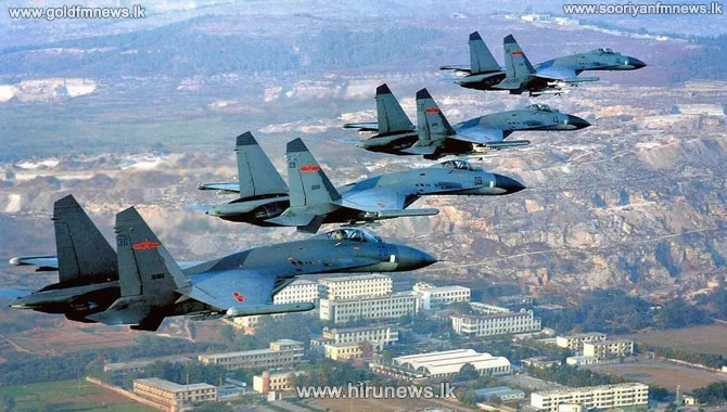 Biden's allegiance to Taiwan tested- China sends 15 war planes over Taiwan again