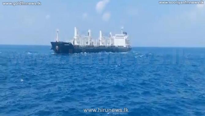 Update on MV 'Eurosun' that ran aground