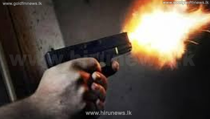 Unidentified individual shot dead in Panadura
