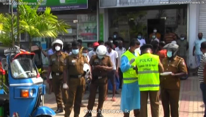 Pallimulla shooting suspects flee towards Panadura (Video)