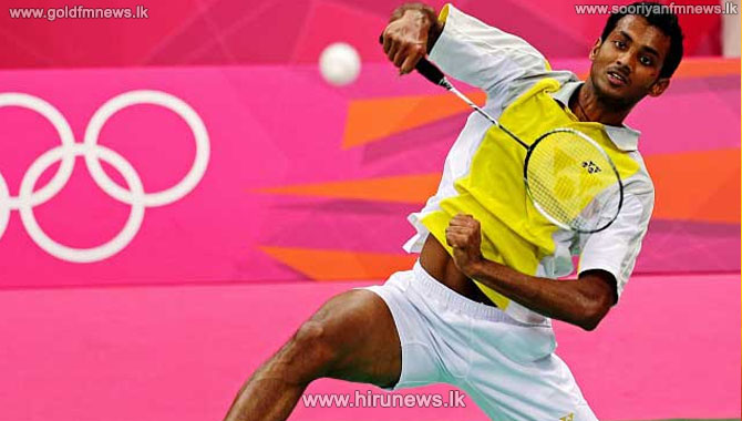 Badminton Champ Niluka Karunaratne infected with covid