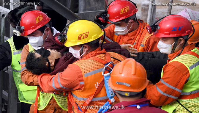 Nine Chinese miners found dead after 11 colleagues were rescued from gold mine