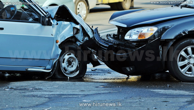 Increase in road accidents in past week