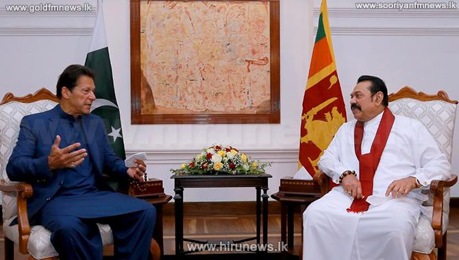 Bilateral+talks+between+PM+Mahinda+Rajapaksa+and+Pakistani+PM+Imran+Khan+begins+%28Video%29