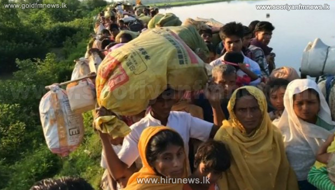 1000க்கும் மேற்பட்ட மியன்மார் வாசிகளை நாடுகடத்திய மலேசியா