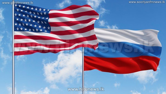 US imposes sanctions on Russia