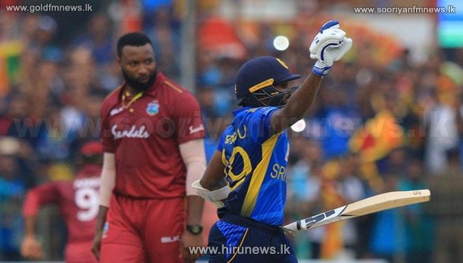 2 T20: Sri Lanka 160/6 in 20 overs