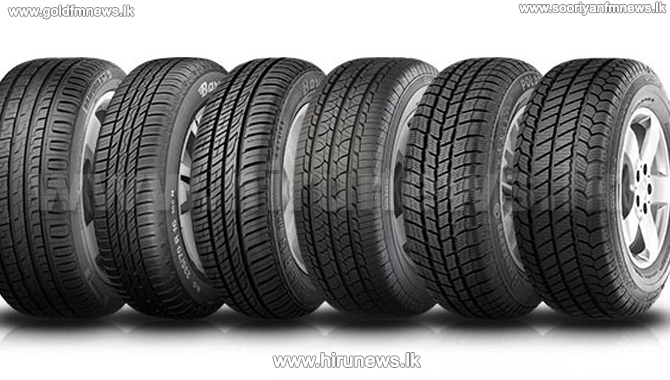 Complaints from traders about shortage of tyres