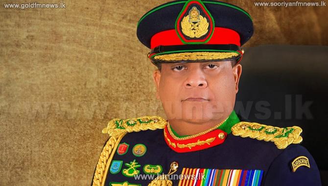 Army Commander Lieutenant General Shavendra Silva receives vaccine