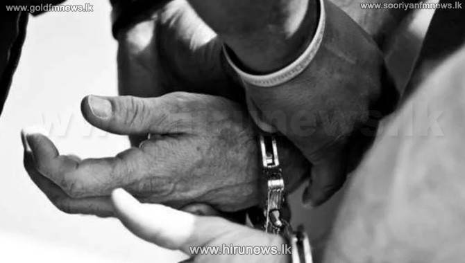 Suspect arrested for soliciting bribes to administer vaccine