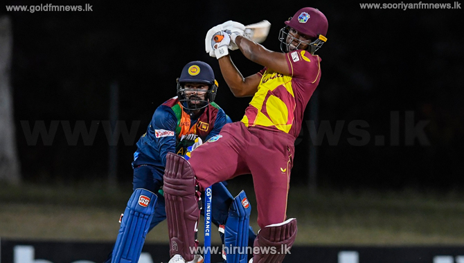 Sri Lanka lose to West Indies in series decider